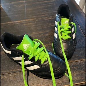 Adidas soccer shoes 13K